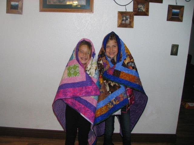 nicole and alexandra quilts