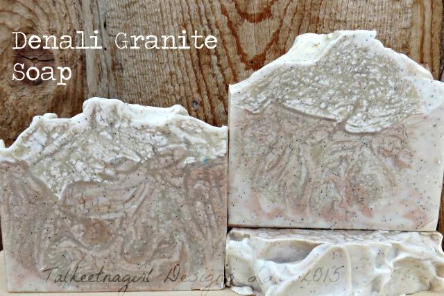 denali granite soap 2015