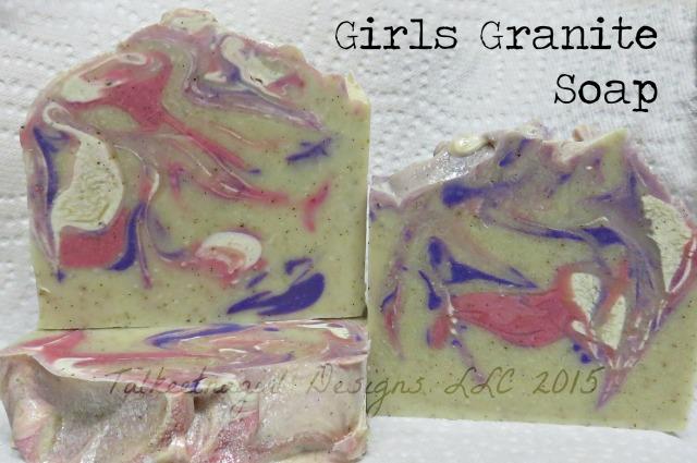 girls granite soap 3.15.15