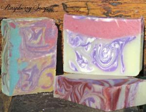 picm raspeberry soapIMG_4764