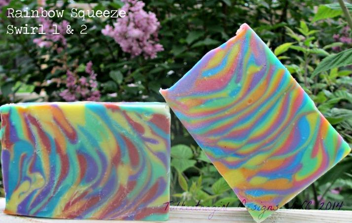 rainbow squeeze swirl 1 & 2