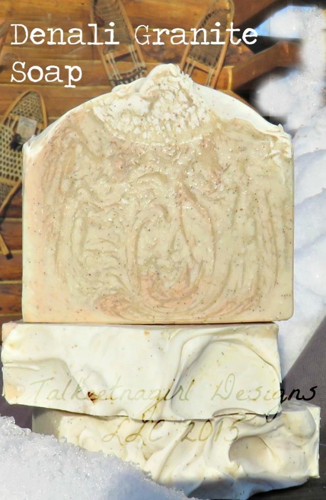 Denali Granite Soap 3.14.15
