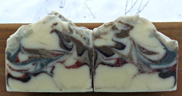 soap challenge 216, glaciers